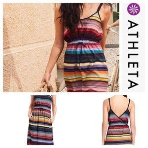 Athleta | Havana Midi Dress
